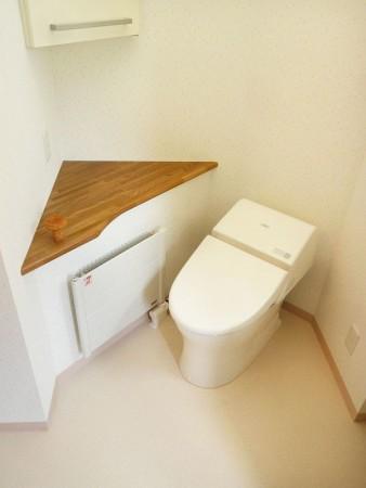 使い勝手を考えたトイレ
