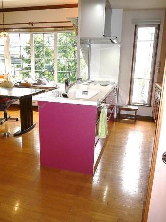 一席四眺(聴)~キッチンを中心としたやさしい看守り